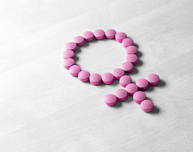 menopause-pink-pills-female