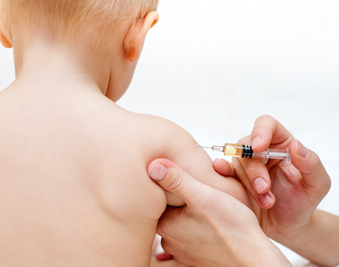 Pediatrics-Vaccinations-Prevention